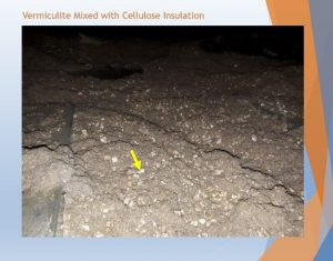 Vermiculite with Cellulose